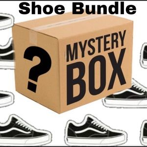 Shoes - Reseller mystery wholesale box women's shoe bundle